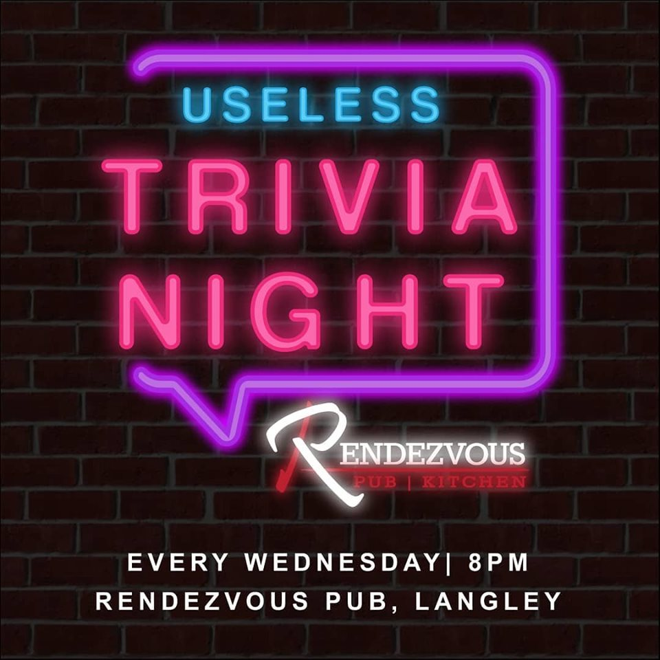Trivia Night Every WEDESDAY
