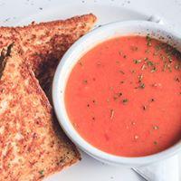 soup sandwich