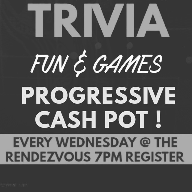 WEDNESDAY NIGHT TRIVIA